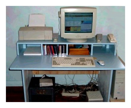 Build a Computer Desk, Weekend Project, Free Plan
